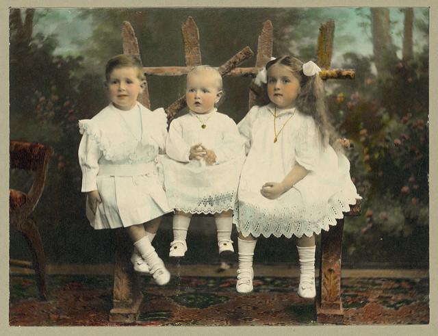 Classic Angelic Headshots of Little Beauties