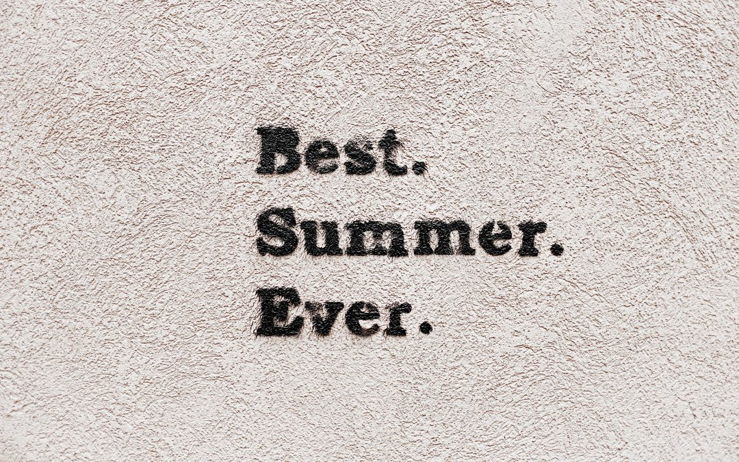 Four Tips for Staying Modest in the Summer